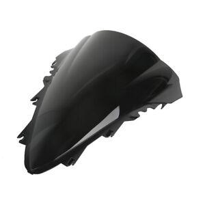 Black Windshield Windscreen Fit For Yamaha YZFR1 YZF-R1 YZF R1 2007-2008