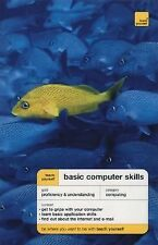 Teach Yourself Basic Computer Skills (Teach Yourself Series)-ExLibrary