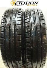 1557013 FALKEN 155 70 13 75T SINCERA SN832 Used Part Worn 6.8mm x 2 Tyres