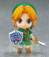 Nendoroid The Legend of Zelda Link Magic Mask 10cm PVC Figura de acción Juguet