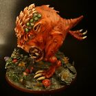 Colossal Squig, Forgeworld, Warhammer, Age Of Sigmar, Gloomspite, pro painted