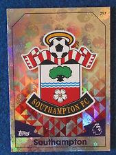 Match Attax Trading Card - 2016/17 - Southampton - Club Crest