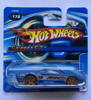 2005 Hotwheels Saleen S7 Le Mans Race Car, Mint! Very Rare!