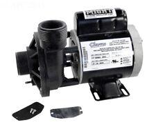 1/15 Hp 115V Waterway Iron Might 48-Frame Circulating Spa Pump - 3410030-1E