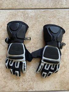 Kombi Gloves Youth Small Black Gray Boys Girls Kids Winter Gloves Outdoors