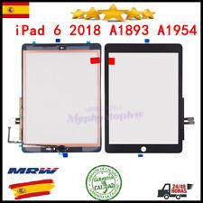 Pantalla Para iPad 6 6th 2018 A1954 A1893 Tactil Touch Digitalizador Negro