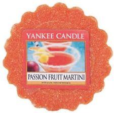 Yankee Candle Cire Fondre Cire Tartes Fruit de la Passion Martini Neuf