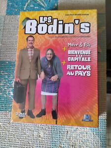 LES BODIN'S L'INTEGRALE EN 3 DVD NEUF SOUS BLISTER