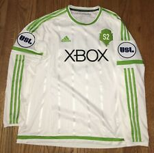 Seattle Sounders S2 USL Jimmy Ockford #21 Long Sleeve XL Game Used Soccer Jersey