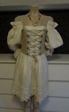 German Bavarian Modern Linen Trachten Dress 6