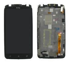 Original HTC One X Display  LCD Touchscreen Schwarz A-Ware