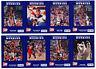 Vtg. MINT 1990-91 UCONN Connecticut Huskies SET Full Panel Basketball Cards