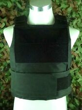 Tactical Airsoft Paintball Combat Body Armor Hunting Vest Black