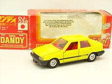 Tomica Dandy 1/43 - Toyota Corolla Jaune