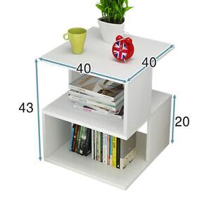 Nest of 3 High Gloss Coffee Table Tea Table Side End Living Room Lounge Decor