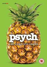 Psych: The Complete Series [DVD], DVD, New, FREE & Fast Delivery