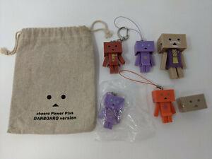 Yotsuba Figure Lot DANBOARD Danbo Love Uta no Prince-sama Toy Strap Azuma Japan