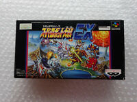Super Robot Taisen EX Nintendo Super Famicom SFC SNES Japan