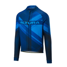 """ALTURA LONG SLEAVE TEAM JERSEY - BLUE - X-LARGE """"NEW"""""""
