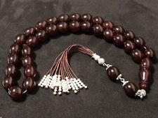 🔥🔥Tesbih Sıkma 🔥🔥 Osmanli Benzetme /Kehribar Gebetskette/Helozon Hare/Cherry