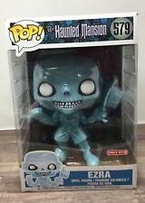 "Funko Pop! Haunted Mansion 10"" Inch Ezra #579 Target Exclusive G05"
