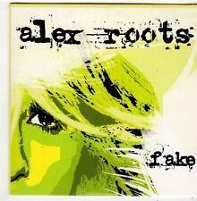 (FJ41) Alex Roots, Fake - 2009 DJ CD