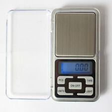 200g x 0.01g Mini Digital Scales Jewelry Pocket Balance Weight Gram Large LCD