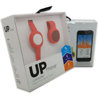 Genuine Jawbone UP MOVE Wireless Activity Sleep Tracker With Clip & Strap Red