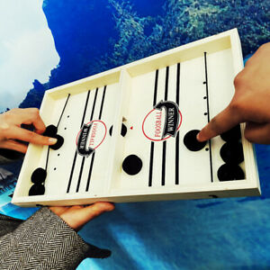 Foosball Winner Games Table Fast Sling Puck Board Game Toys For Adult Children