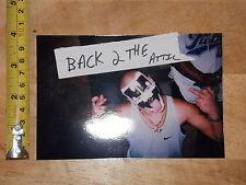 RARE OLD PHOTO INSANE CLOWN POSSE ICP SHAGGY 2 DOPE INSTORE SIGNING
