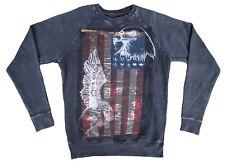 Amplified américaine Stars & Stripes Tête de Mort Ange Aigle Saint pécheurs