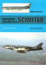 Warpaint Series No.85 - Supermarine Type 508, 525 and Scimitar   40 Pages   Book