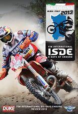FIM ENDURO WORLD CHAMPIONSHIPS 2013 (FIM) - MX DVD