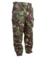 Soldier 95 Military Combat Ripstop Trousers  British Dpm Camouflage Army