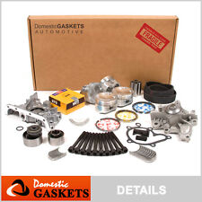 99-00 Mazda Protege 1.8L DOHC Master Overhaul Engine Rebuild Kit FP