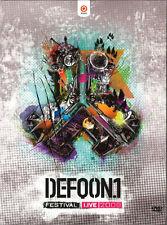 Defqon1 Festival 2009 Live   dvd + cd  nieuw in seal.