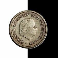 1954 Netherlands 1/4 Gulden