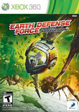 Earth Defense Force: Insect Armageddon Xbox 360 New Xbox 360, Xbox 360