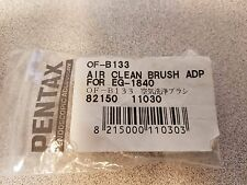 Pentax OF-B133 Air Cleaning Brush Adapter for EG-1840 Endoscope part
