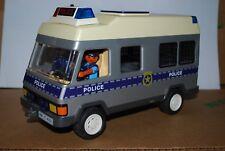 PLAYMOBIL FOURGON DE POLICE REF 4023 DE 1994