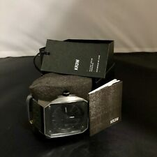 Mens Kr3w Stealth Watch New In Box
