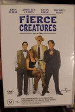 FIERCE CREATURES DELETED OOP RARE PAL DVD FISH CALLED WANDA SEQUEL JOHN CLEESE