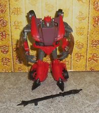 Transformers Prime KNOCKOUT Complete Deluxe Rid Hasbro lot