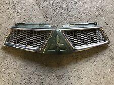 Grille to suit Mitsubishi Triton MN - Green / Chrome - BRAND NEW GENUINE - 7450A
