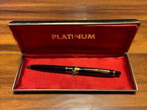 Vintage Platinum Ballpoint Pen B-120