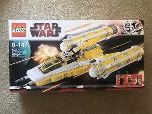 Lego Star Wars Anakin's Y-Wing Starfighter 8037