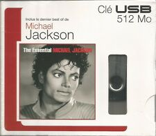Michael Jackson ‎ The Essential Michael Jackson limited edition usb Memory Stick