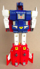 TRANSFORMERS Victory G1 Takara Japan 1989 Red Jet C-324 STAR SABER Headmasters
