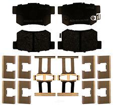 Disc Brake Pad Set fits 1996-1999 Isuzu Oasis  ACDELCO ADVANTAGE