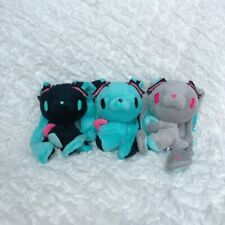 Chax GP Gloomy Bear Rabbit Bunny Plush Doll Mascot Hatsune Miku 3ps Taito TAG
